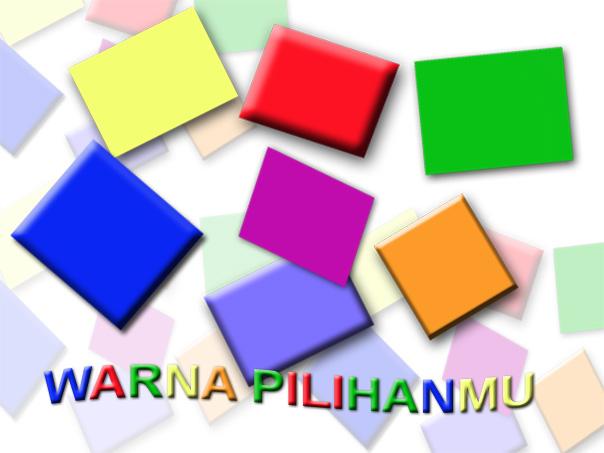 warna dan simbol infocom